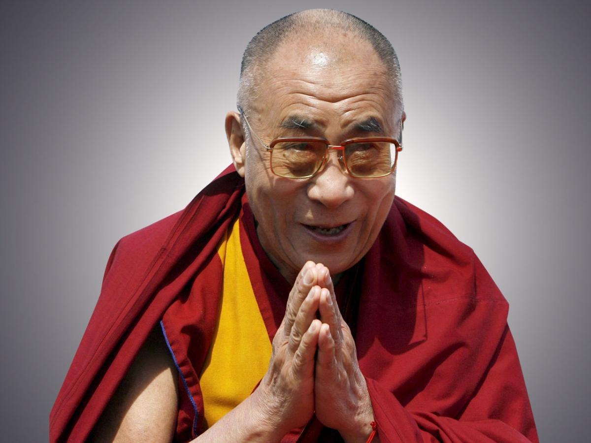 HH Dalai Lama, Year 1