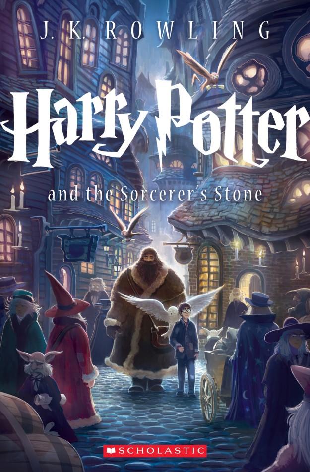 15th Anniversary Harry Potter
