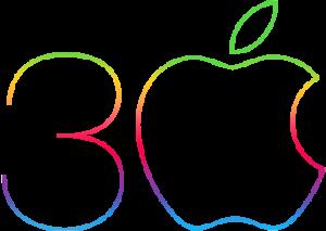 Macintosh 30 years