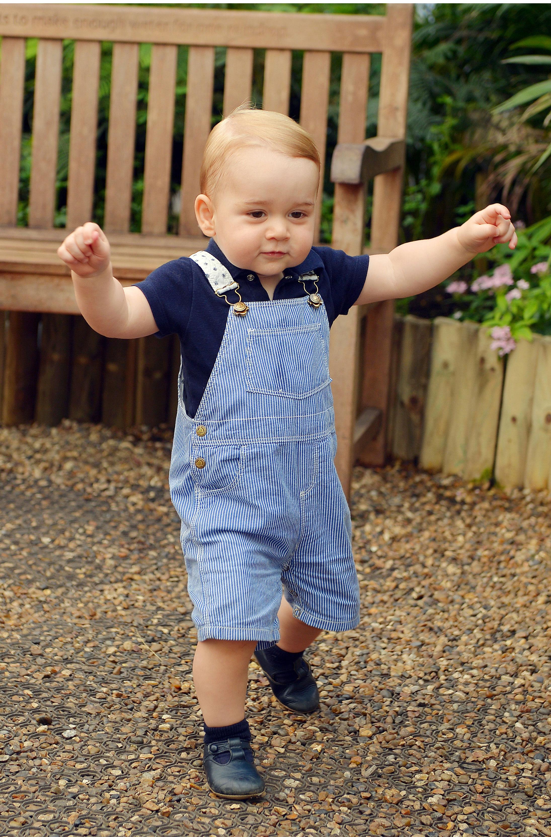 Prince George, Year 1