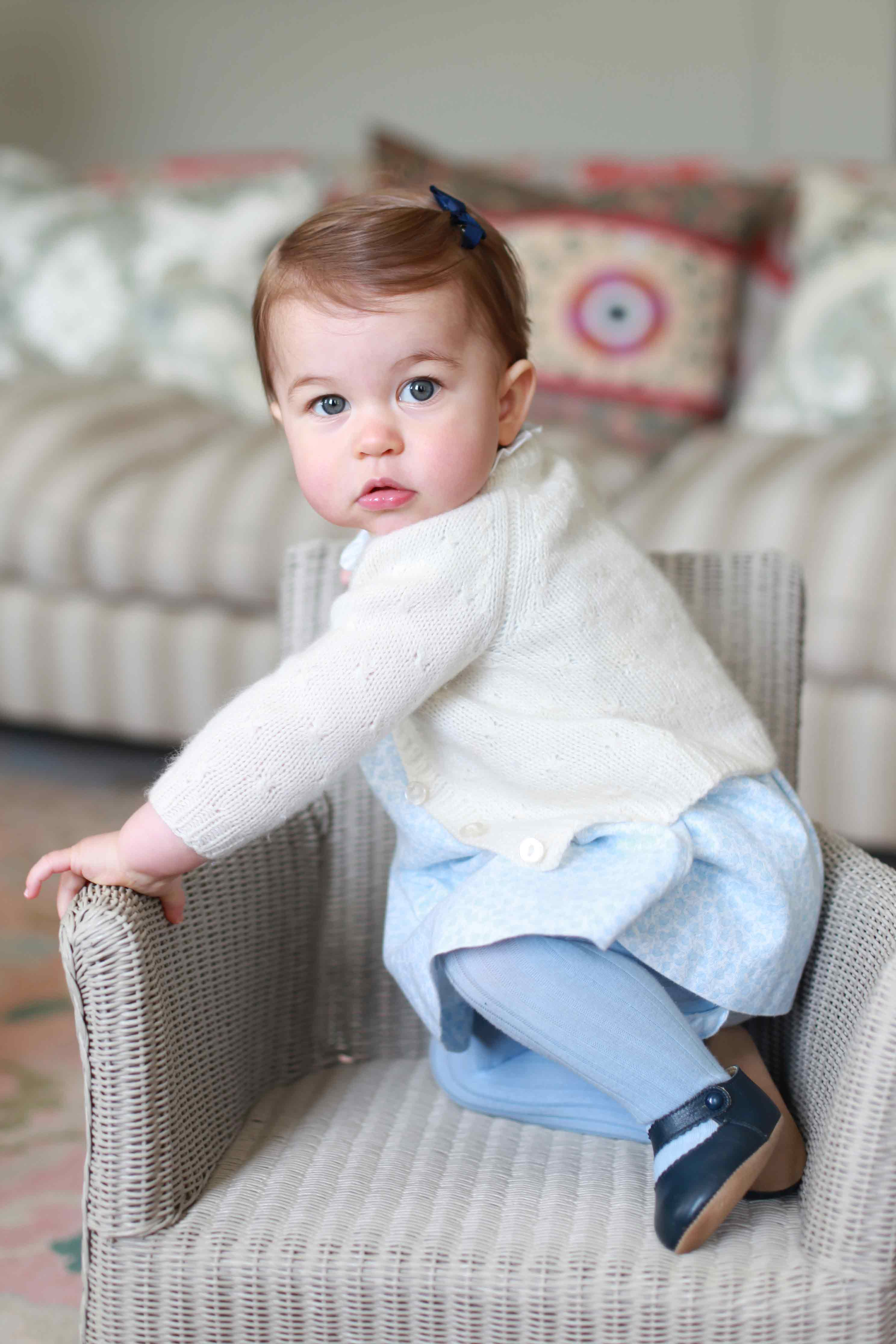 Princess Charlotte, Year 1